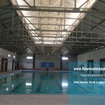 Swimming Pool at DHA Sports Club, Lahore