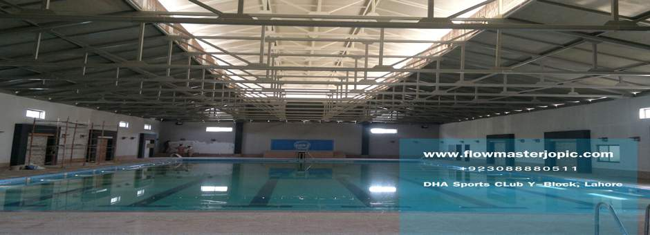 Residential swimming pool , Lahore , Pakistan