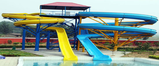 Water Slides Pakistan