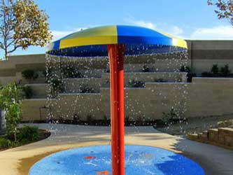 water umbrella