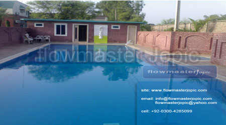 commercial pool Pakistan