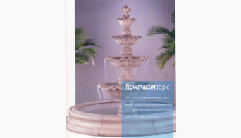 indoor fountain Pakistan, flowmasterjopic