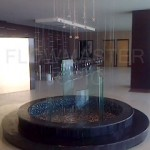 String Fountain at New City, Wah Cantt - Pakistan