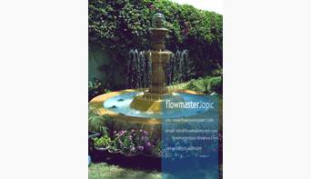 outdoor fountain Pakistan, flowmasterjopic