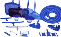 pool equipment and maintenance kit