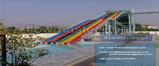 Water Slide Pakistan