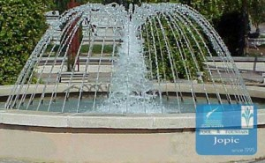Crown-Ring-Fountain