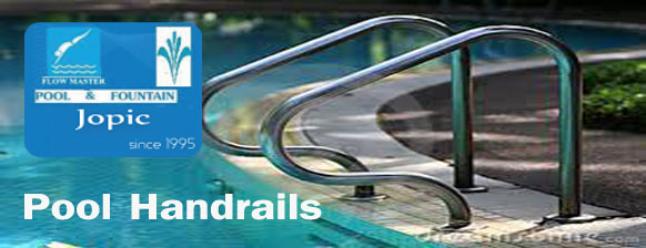 Pool Handrails - Pakistan