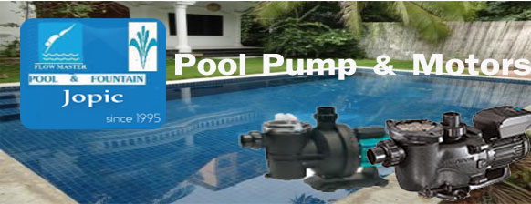 Pool Pump - Pakistan
