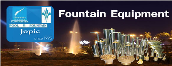 Fountain Equipment