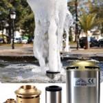 Fountain Nozzles - Pakistan