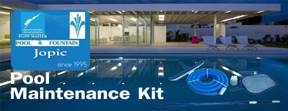 pool maintenance-kit