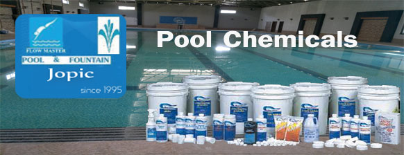 Pool Chemicals Pakistan