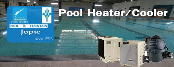 Flowmaster Jopic » Pool Heater & Cooler