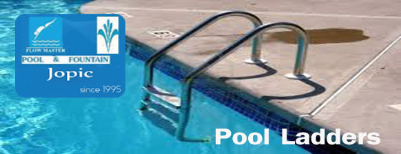 Pool Ladder - Pakistan