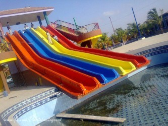 ZamZam Water Park, Chiniot, Pakistan