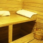 Sauna Room, ABS Wellness Club, Lahore